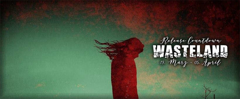 Release-Countdown zu Wasteland. Beitrag: Hilfe, ich bin ein Zombie!