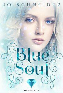 Blue Soul von Jo Schneider, erscheint bei Dark Diamonds
