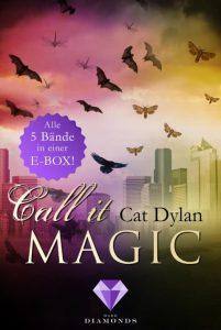 Call it Magic - E-Box von Cat Dylan, erscheint bei Dark Diamonds