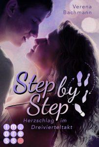 Step by Step. Herzschlag im Dreivierteltakt von Verena Bachmann, erschienen bei Carlsen Impress