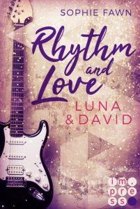 Rhythm and Love. Luna & David von Sophie Fawn