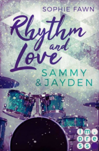 Rhythm and Love. Sammy & Jayden von Sophie Fawn