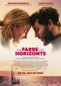 Die Farbe des Horizonts - Filmplakat