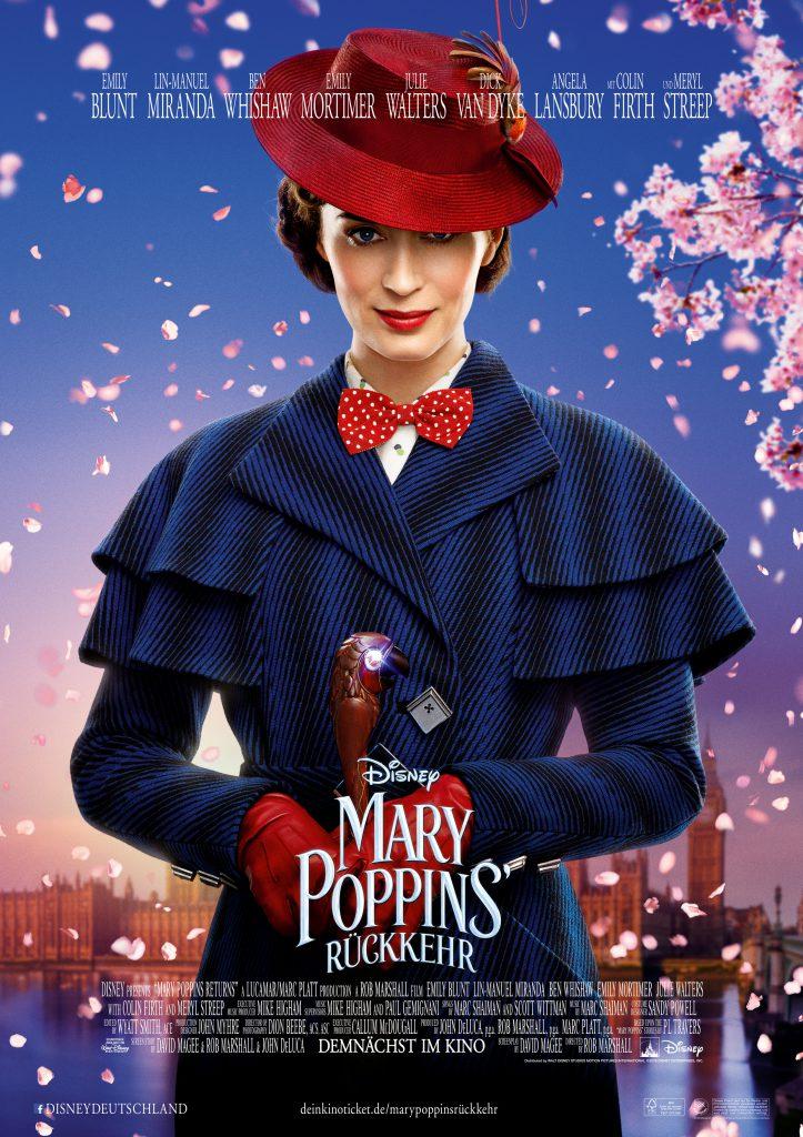 Mary Poppins Rückkehr Plakat