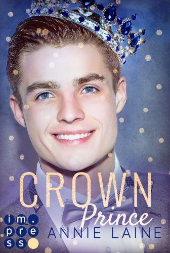 Crown Prince. Zofen küsst man nicht. Cover.