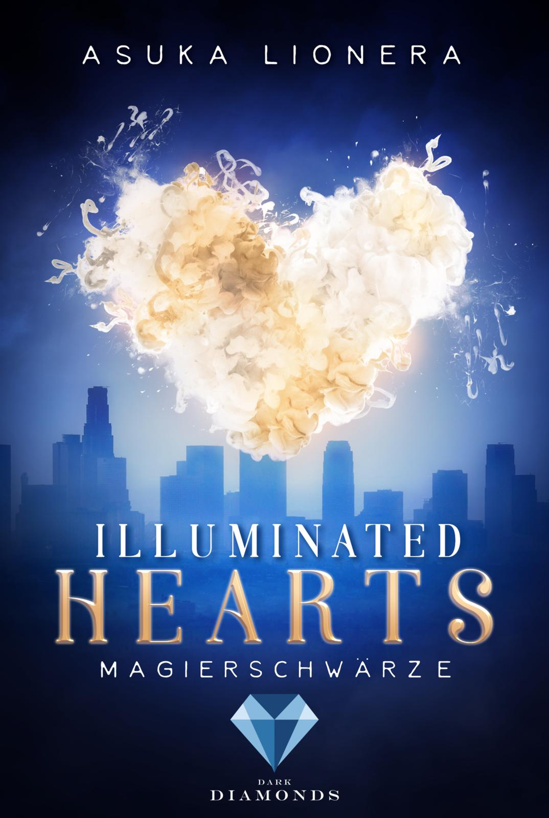 Illuminated Hearts.Magierschwärze