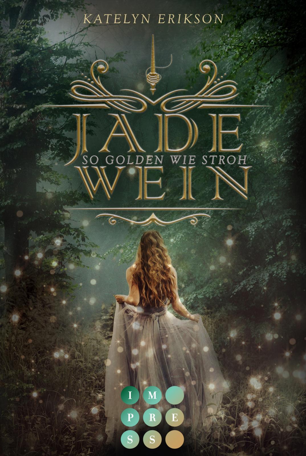 Jadewein - So golden wie Stroh